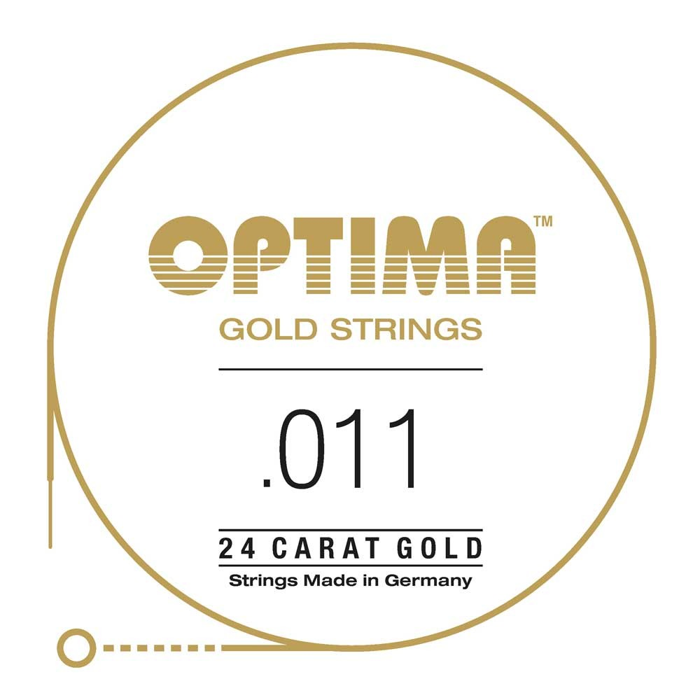 CUERDAS OPTIMA GOLD 011 - Primera (2 Uds)