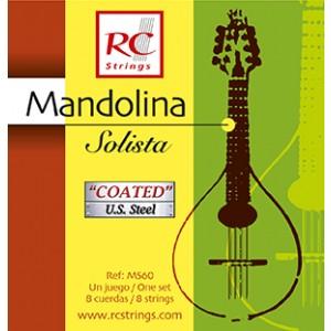 JUEGO CUERDAS ROYAL CLASSICS MANDOLINA SOLISTA