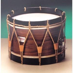 ATABAL VASCO HONSUY 30,5 x 22 cm cuerdas