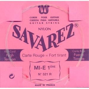 1ª CUERDA SAVAREZ 521-R Carta Roja (MI)