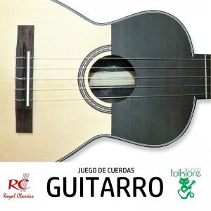 CUERDAS GUITARRO ROYAL CLASSICS