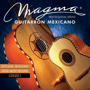 CUERDAS GUITARRON MEXICANO