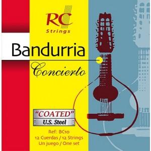 JUEGO CUERDAS BANDURRIA ROYAL CLASSICS - CONCIERTO