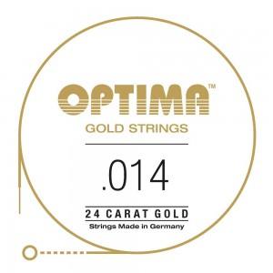 CUERDAS OPTIMA GOLD 014 - Segunda (2 Uds)