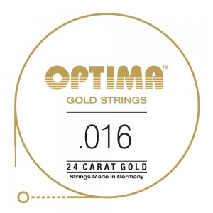CUERDAS OPTIMA GOLD 016 - Segunda (2 Uds)