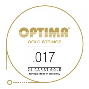 CUERDAS OPTIMA GOLD 017 - Segunda (2 Uds)