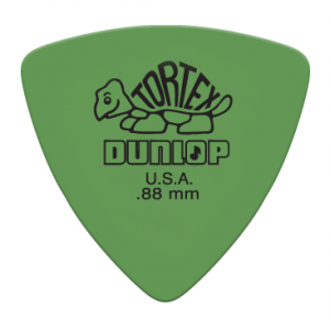 PÚA TORTEX TRIANGLE DUNLOP (udad)