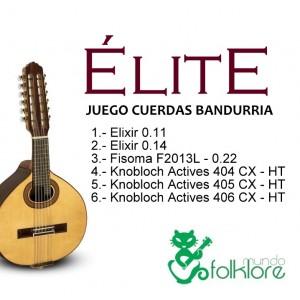 JUEGO BANDURRIA ELITE