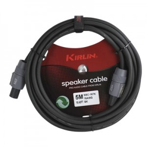 KIRLIN CABLE SPEAKON - 1.5 M.
