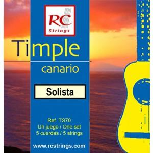 JUEGO TIMPLE SOLISTA ROYAL CLASSICS