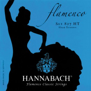 JUEGO HANNABACH 827 HT FLAMENCO