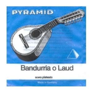 CUERDAS PYRAMID Sexta bandurria o laúd (2 Uds)