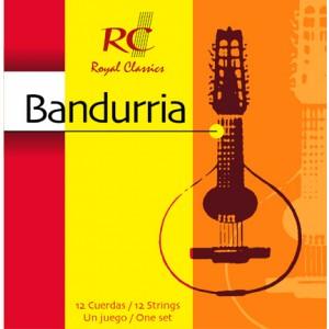 JUEGO CUERDAS BANDURRIA ROYAL CLASSICS