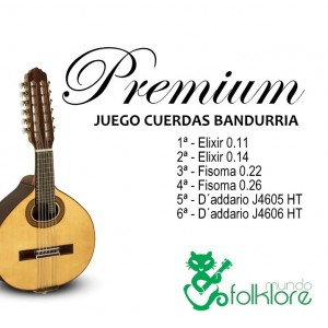 JUEGO BANDURRIA PREMIUM