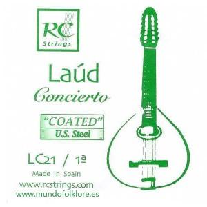 CUERDA LAUD ROYAL CLASSICS - CONCIERTO LC21 Primera (2 uds)