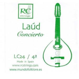 CUERDAS LAUD ROYAL CLASSICS - CONCIERTO LC24 Cuarta