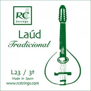 CUERDA LAUD ROYAL CLASSICS L23 Tercera (2 uds)