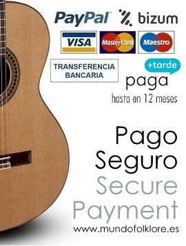 pago seguro en mundofolklore